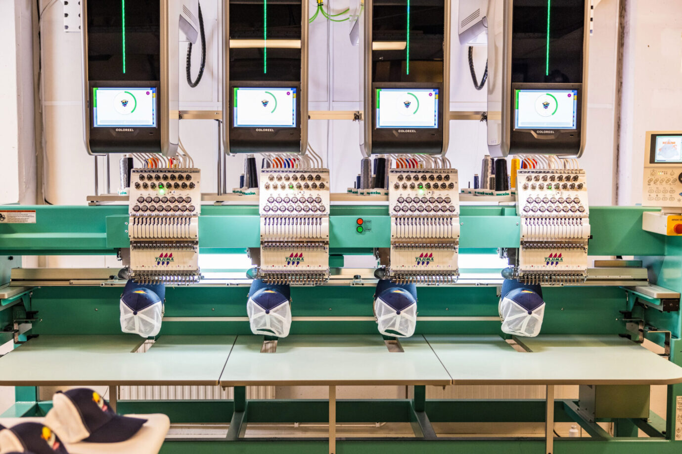 Coloreel textile technology brand secures sek 70 million in private placement